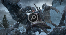 LOTR: War in the North 'Frosty Ranger'